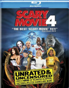 Scary Movie 4: Unrated Blu-ray