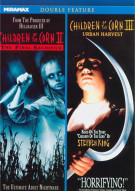 Children Of The Corn II: The Final Sacrifice / Children Of The Corn III: Urban Harvest (Double Feature) Movie