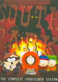 South Park: The Complete Fourteenth Season Movie