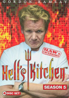 Hells Kitchen: Season 5 - Raw & Uncensored Movie