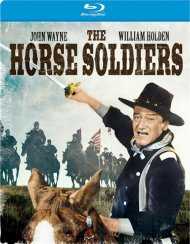 Horse Soldiers, The Blu-ray