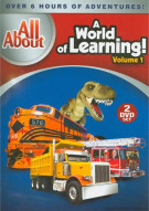 All About: A World Of Learning! Vol. 1 Movie