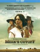Meeks Cutoff (Blu-ray + DVD Combo) Blu-ray
