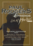 Paul Rodgers & Friends: Live At Montreux 1994 Movie