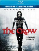 Crow, The (Blu-ray + Digital Copy) Blu-ray