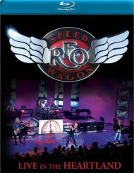 REO Speedwagon: Live In The Heartland Blu-ray