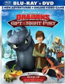 DreamWorks Dragons: Gift Of The Night Fury (Blu-ray + DVD Combo) Blu-ray