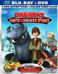 DreamWorks Dragons: Gift Of The Night Fury (Blu-ray + DVD Combo) Blu-ray