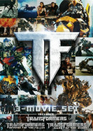 Transformers: 3 Movie Set Movie