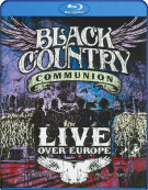 Black Country Communion: Live Over Europe Blu-ray