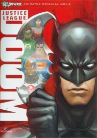 Justice League: Doom Movie