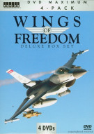 Wings Of Freedom / Americas Fighting Jets Movie