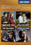 TCM Greatest Classic Films: Legends - James Stewart Movie