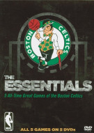 NBA Essential Games Of The Boston Celtics Movie
