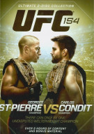 UFC 154: St. Pierre Vs. Condit Movie