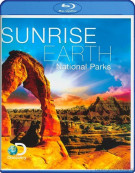 Sunrise Earth: National Parks Blu-ray