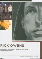 Rick Owens And Other Films By Jan Sharp Movie