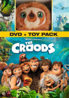 Croods, The (DVD + Plush) Movie