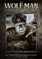 Wolf Man, The: Complete Legacy Collection Movie