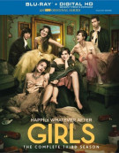 Girls: The Complete Third Season (Blu-ray + UltraViolet) Blu-ray