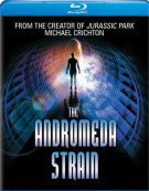 Andromeda Strain, The Blu-ray