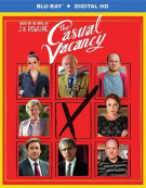 Casual Vacancy, The Blu-ray