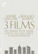 Andre Gregory & Wallace Shawn: 3 Films - The Criterion Collection Movie