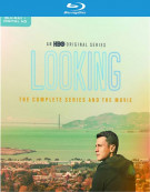 Looking: The Complete Series and the Movie Blu-ray