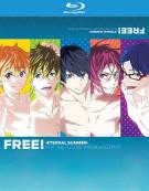 Free! Eternal Summer: Season Two - Premium Edition (Blu-ray + DVD Combo) Blu-ray