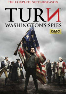 Turn: Washingtons Spies - The Complete Second Season Movie