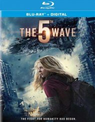 5th Wave, The (Blu-ray + DVD + UltraViolet) Blu-ray