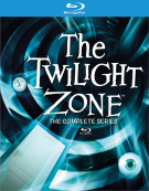 Twilight Zone, The: The Complete Series Blu-ray