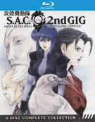 Ghost In The Shell: Stand Alone Complex - Season 2 Blu-ray