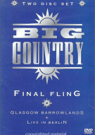 Big Country: The Final Fling Movie