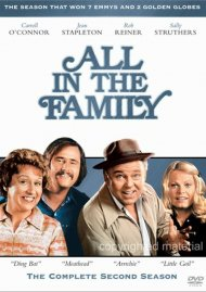 All In The Family: The Complete Second Season Movie