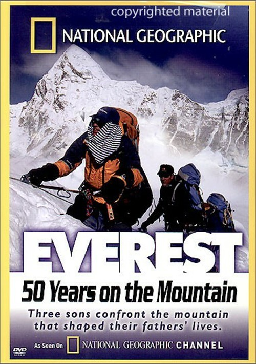 National Geographic: Everest - 50 Years On The Mountain Movie