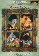 Miramax Romance Collection Movie