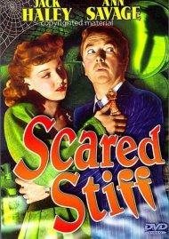 Scared Stiff (AKA Treasure Of Fear) (Alpha) Movie