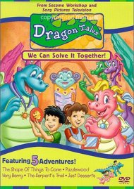 Dragon Tales: We Can Solve It Together! Movie