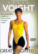 Karen Voight: Great Weighted Workout Movie