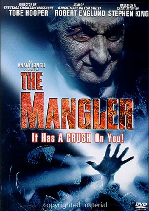 Mangler, The Movie