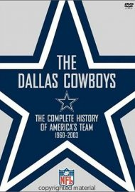 NFL History Of The Dallas Cowboys Movie
