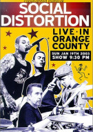 Social Distortion: Live In Orange County Movie