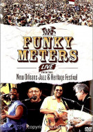 Funky Meters: Live From The New Orleans Jazz & Heritage Festival Movie