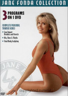 Jane Fonda Collection - Complete Personal Trainer Series Movie