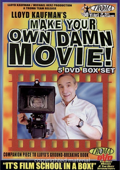 Make Your Own Damn Movie! Movie