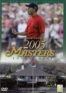 Highlights Of The 2005 Masters Tournament Movie