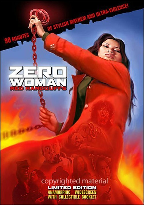 Zero Woman Red Handcuffs Movie