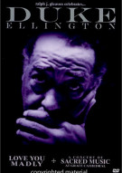 Duke Ellington: Love You Madly / A Concert Of Sacred Music Movie