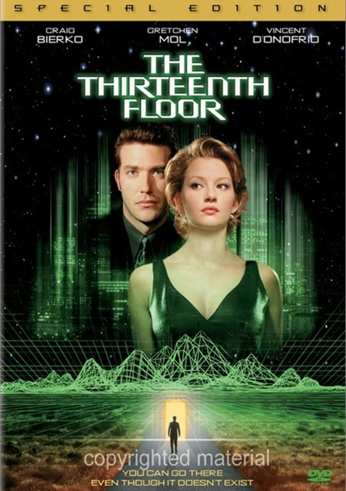 Thirteenth Floor, The: Special Edition Movie